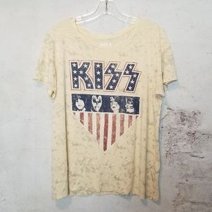 Lucky Brand KISS Tee